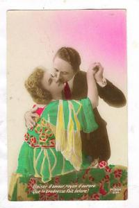RP; Couple kiss, 00-10s