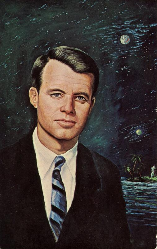 Famous People - Robert F Kennedy