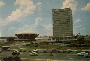 indonesia, JAVA DJAKARTA JAKARTA, Gedung Graha Purna Yudha, Cars (1970s)