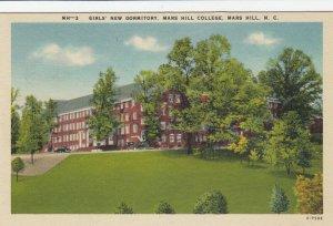 MARS HILL , North Carolina , 1930-40s; Girls' New Dormitory, Mars Hill College