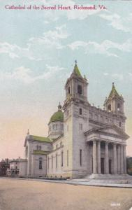 RICHMOND , Virginia , 00-10s : Cathedral of the Sacred Heart (Exterior)
