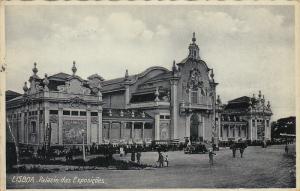 Palacio Das Exposicoes, LISBOA, Portugal, PU-1940