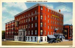 Maine Bangor The Bangor House 1940