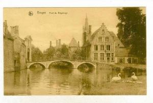 Bruges, Belgium, 00-10s   Pont du Breguinage