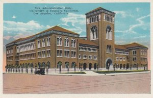 LOS ANGELES, California, 1900-10s; New Administration Building, University of...