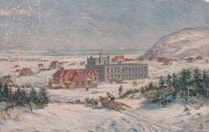 St. Anthony Hospital , NEWFOUNDLAND , Canada , 00-10s ; TUCK