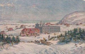St. Anthony Hospital , NEWFOUNDLAND , Canada , 00-10s ; TUCK