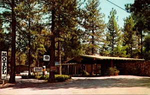 California Pine Valley The Hobart House Motel