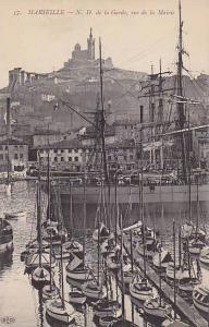 Marseille (Bouches-du-Rhône), France, 00-10s de la Garde, vue de la Mairie