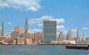 New York City, United Nations Secretariat Building