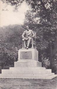 Michigan Detroit Pingree Monument 1908
