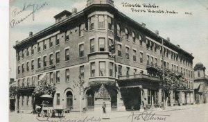 TERRE HAUTE , Indiana, 1910 ; Filbeck Hotel