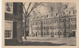 NEW HAVEN , CT , 1930s ; YALE ; Edward McClellan Hall