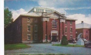 Maine Brunswick Gymnasium Bowdoin College