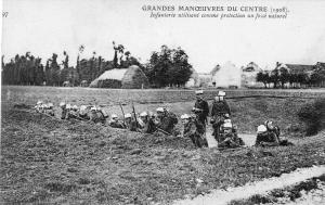 France - WW1 Grandes Manoeuvres du centre 01.37