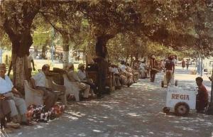 Mexico Nuevo Laredo, Tamps, La Plaza Hidalgo Promenade