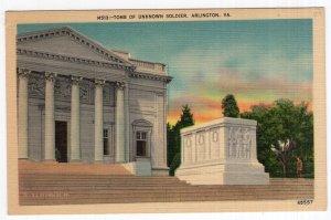 Arlington, Va., Tomb Of Unknown Soldier