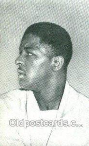 Percy Bassett Boxer, Boxing Unused