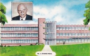 The W I Evans Hall Springfield Missouri