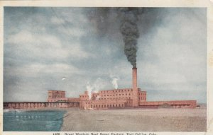 FORT COLLINS , Colorado, 00-10s ; Great Western Beet Sugar Factory