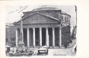 Italy Roma Rome Pantheon