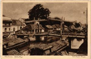 CPA BATAVIA Ophaalbrug INDONESIA (565963)