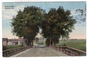 Houlton, Me, Rustic Bridge