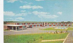 Georgia Ashburn Quility Courts Motel