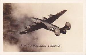 RP; Aerial View, B-24 Consolidated Liberator, 30-40s