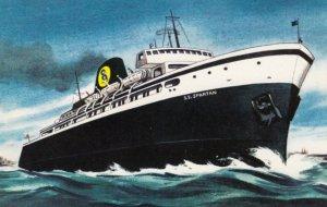 S. S. SPARTAN, 1950s-70s