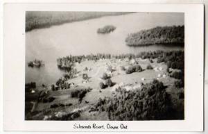 RPPC, Salmond's Resort, Cloyne Ont