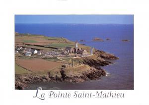 Postcard La Pointe Saint Mathieu, Brittany, France #393
