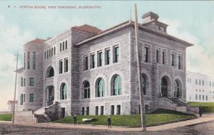 PORT TOWNSEND , Washington , 00-10s ; Custom House