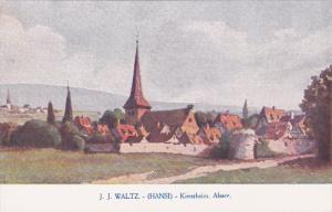 J. J. Waltz, HANSI, Kienzheim, ALSACE, France, 00-10s