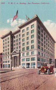 SAN FRANCISCO, California, 00-10s; Y. M. C. A. Building