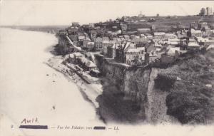 AULT, Somme, France, 1900-1910´s; Vue Des Falaises