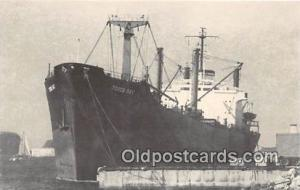MV Toros Bay Coco's Island Merizo, Guam Ship Postcard Post Card Coco's Island...