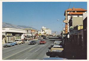 Street View , KAMLOOPS , B.C., Canada , 50-70s