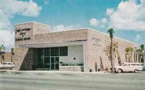 First National Bank, MYRTLE BEACH , South Carolina, 1950s