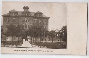 Old Peoples Home, Anderson IN