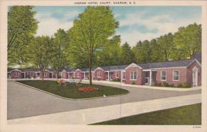 Ingram Hotel Court Cheraw South Carolina