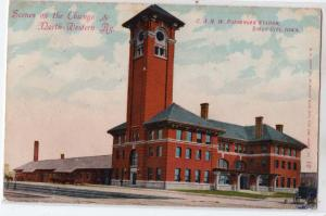C.& N.W. RR Station, Sioux City IA