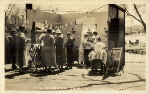 Winchester MA Enka Street Fair - Real Photo Postcard #8