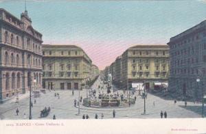 NAPOLI, Corso Umbert I, Campania, Italy, 00-10s
