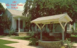 TX - Johnson City, Boyhood Home of Lyndon B. Johnson