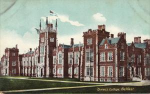 Queen's College, Belfast, Northern Ireland, United Kingdom, 00-10s