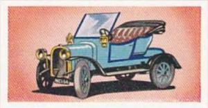 Glengettie Tea Trade Card Vintage Cars No 24 Delage 1913