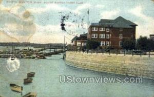 South Boston Yacht Club Boston MA 1917