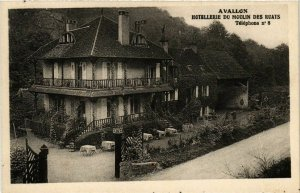CPA Avallon - Hotellerie du Moulin des Ruats FRANCE (960613)