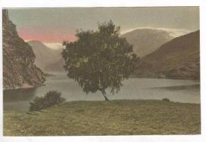 View of River and Mountains,Fretheimfjorden,Sogn,Norway 1900-10s
